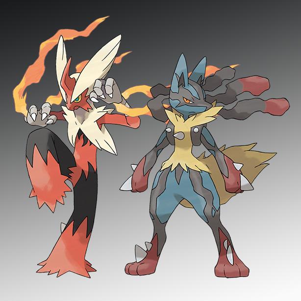 The ups and downs of pok mon x y a n d r e w i r v i - Pokemon x raichu mega evolution ...